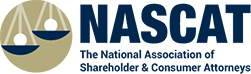 National Association of Shareholder and Consumer Attorneys – NASCAT